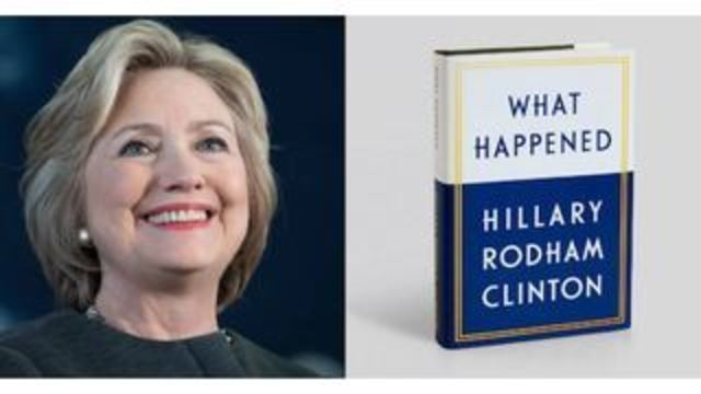 Hillary Clinton Book Signing Nov. 18 in Little Rock