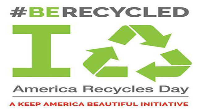 City of LR, Central AR Library System Team up to Observe America Recycles Day