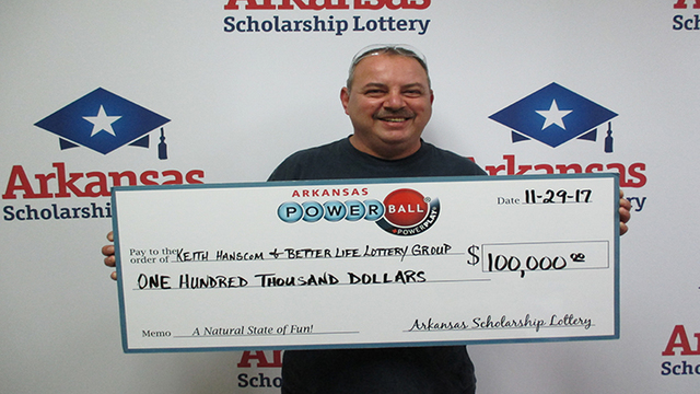 'Better Life Lottery Group' Wins $100K