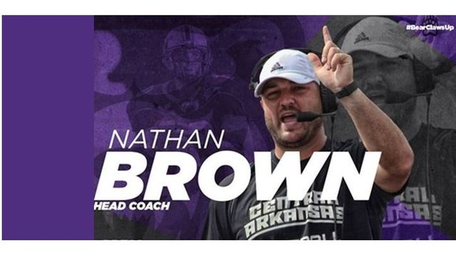 UCA to Introduce New Coach Nathan Brown