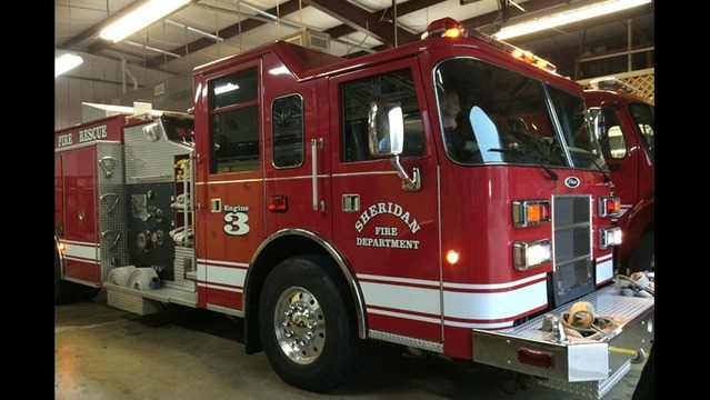 Fire Stations Not Getting Dod Surplus Vehicles Due To Epa Standards