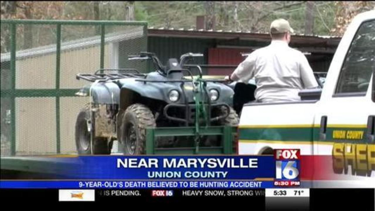 Magnolia Boy Found Dead in Apparent Hunting Accident