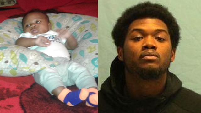Baby Nearly Beaten to Death, 22-Year-Old Father Charged