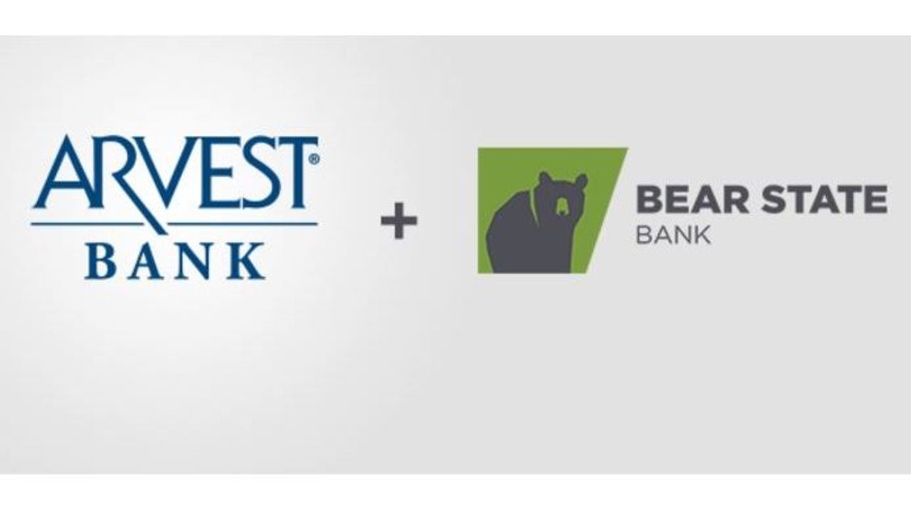 Arvest Bank Deal for Bear State Bank Totals $391M