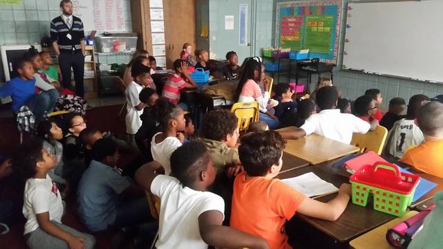 Murrell Taylor Elementary Students Learn About the Dangers of Bullying