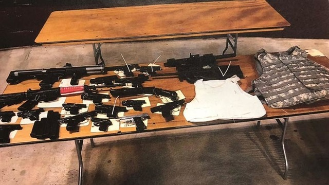 d6e6f82ccfc0 Gang Members Among 40 Arrested in AR Roundups