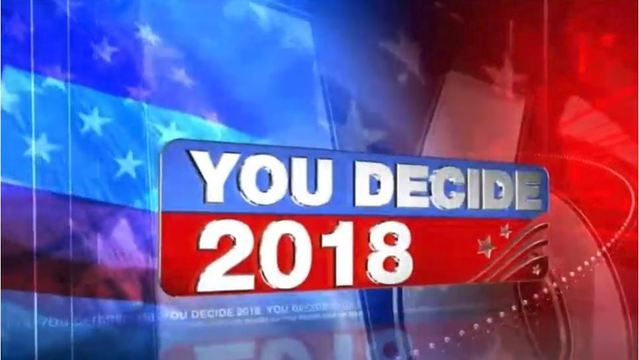 WATCH: Election Debate for U.S. Congressional District 3 Seat