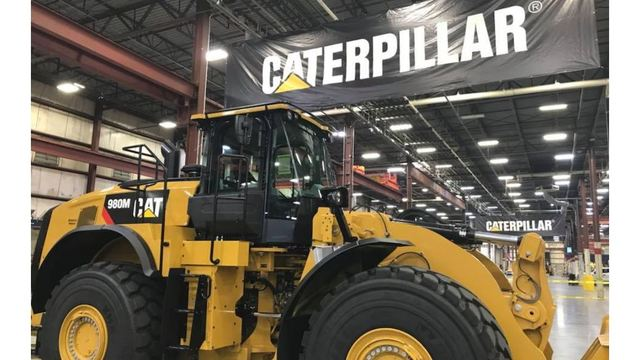Caterpillar Adding 250+ Jobs in NLR