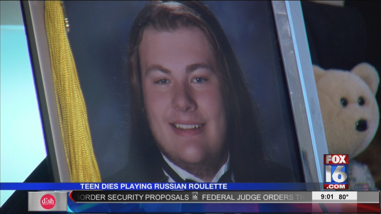 Haskell Teen Dead After Game Of RussianRoulette