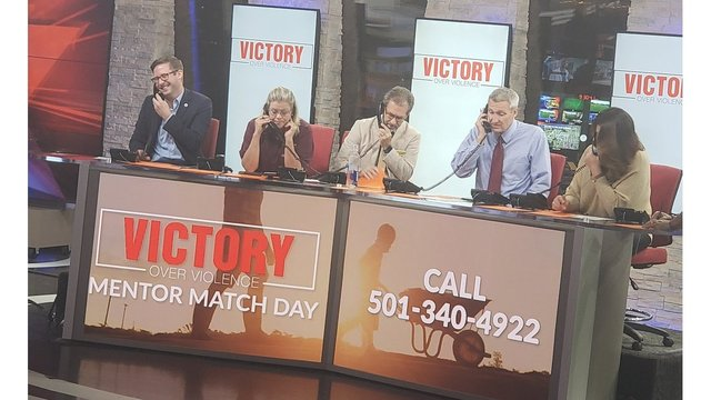 160+ Answer Call to Help Youth During Mentor Match Day