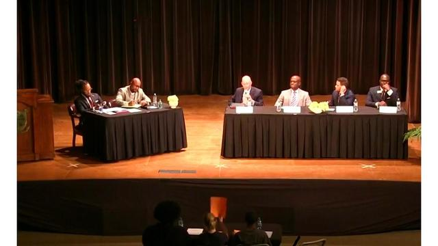 Web Extra: LR Mayoral Debate on Race and Diversity