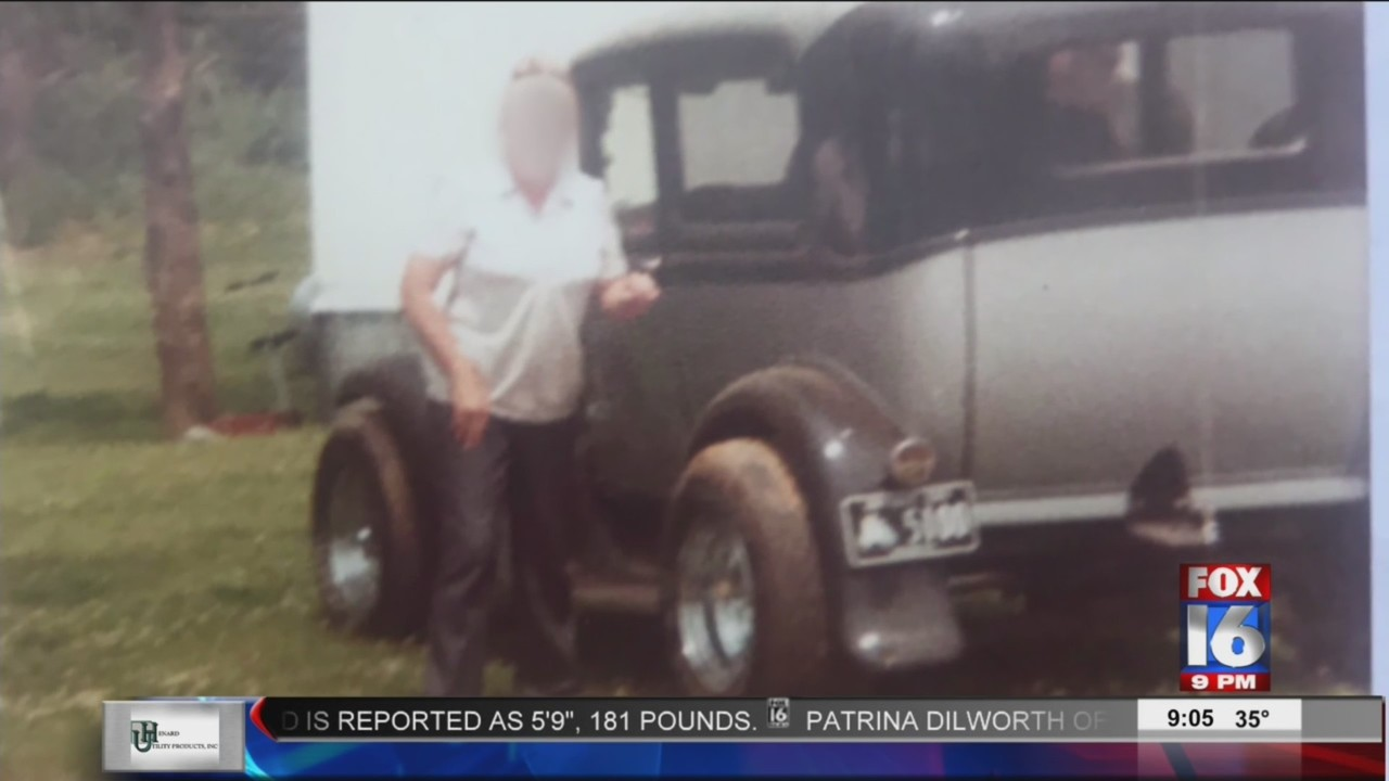 Vintage Cars Stolen From Lincoln County Home