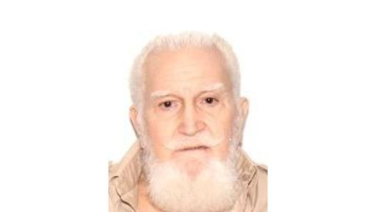 Silver Alert Issued for Jacksonville 80-Year-Old