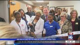 New Health Clinic for Homeless Community Opens in LR