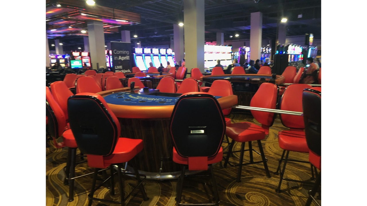 Casino gaming set to start April 1 in 2 AR locations