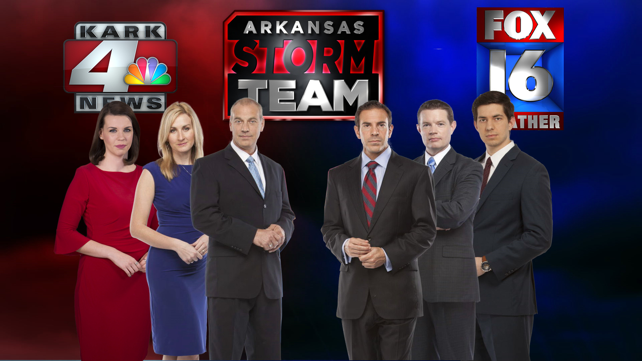 LIVE NOW: Arkansas Storm Team tracking severe weather - FOX16