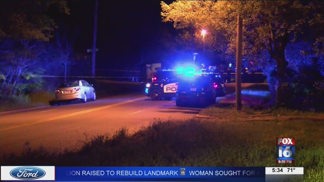 LR police investigating homicide, two others shot on Cross Street