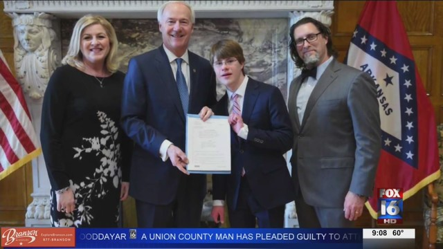 Family works to change Arkansas Code into law