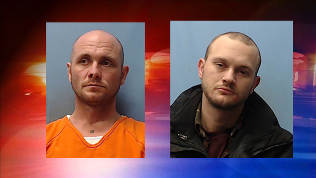 Update: Escaped Cross County inmates back in custody