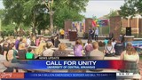 Unity event held at UCA after controversy over sign at library
